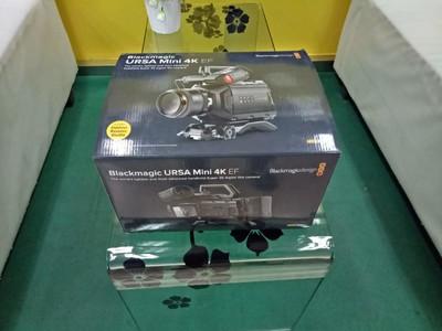 Blackmagic URSA mini 4K 专业摄影机