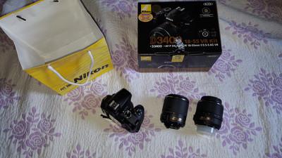 55-200 VR II、尼康D3400(类似D5500 D5600 D3300 D7200
