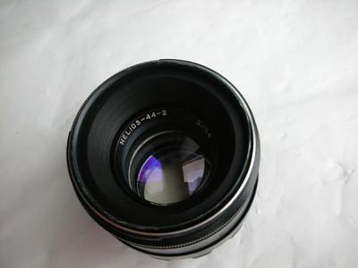 很新俄罗斯44-2八羽怪58mmf2镜头,镙口,可配各种相机