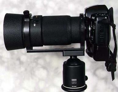 尼康80-200mm 2.8D ED(二代小钢炮)56字头最后期版本