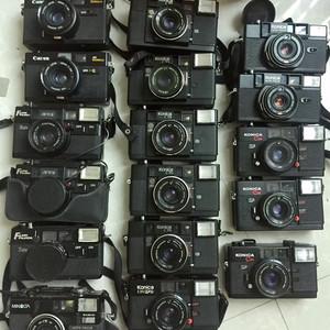 Roc___320元起~柯尼卡 C35 EF AF 定焦镜头旁轴胶片相机