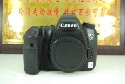 佳能 6D 全画幅 单反数码相机 2020万像素 带wifi 可置换