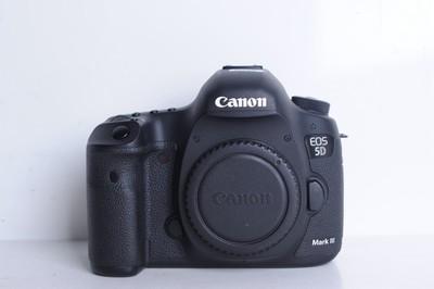 95新二手 Canon千亿国际娱乐官网首页 5D3 单机 高端单反 无敌三(B8096)【京】