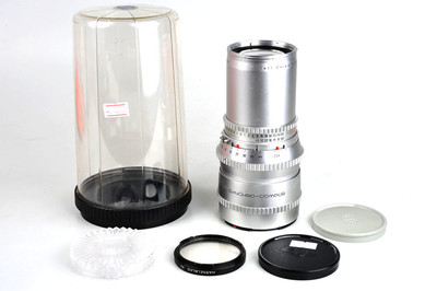 哈苏  sonnar 250/5.6 C  白头  送原厂UV  #32592
