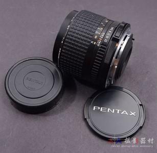 PENTAX 宾得 相机 67用 55/4 55mm F4 最新款