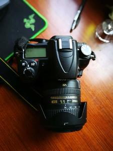 自用咸鱼 尼康 D7000 + 16-85镜头