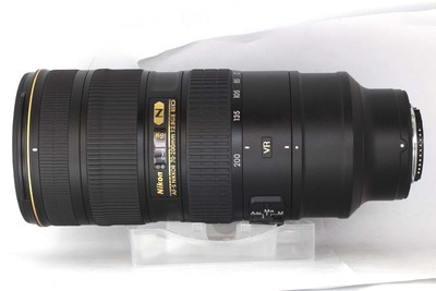 【远摄变焦镜头】尼康 AF-S 70-200/2.8G ED VR II(NO:8768)