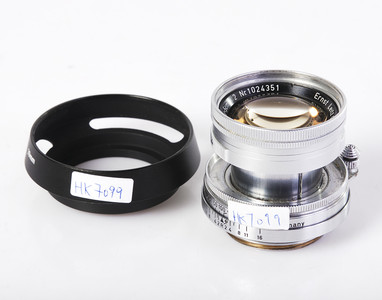 徕卡 Summicron 50/2 L39螺口 缩头 #HK7099