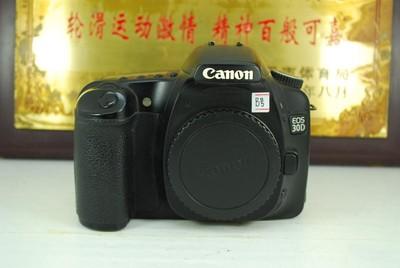 佳能 30D 单反数码相机 经典中端入门机型 可置换