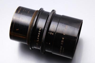 经典 ROSS London 13英寸 F5.4 330mm TELECENTRIC PATENT 铜头