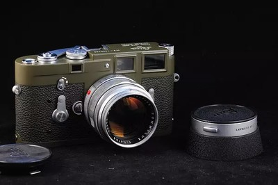 Leica M3 单拨 safari 后喷