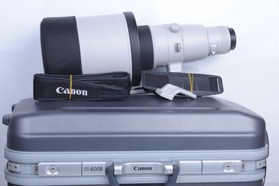 11新二手 Canon佳能 600/4 L IS II USM 二代镜头(B3692)【京】