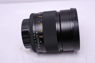 康泰时 85/1.4 85 mm F1.4 MMG YC 康泰时85/1.4 后期德产 成色好