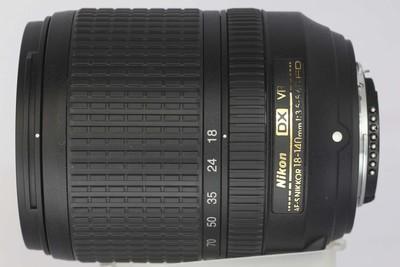 尼康 Nikkor 18-140/3.5-5.6G ED VR(NO:9698)