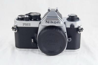 尼康FM2 元祖版钛帘 Nikon FM2