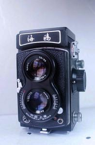 海鸥4B-1 (裂屏--黑镜头圈)