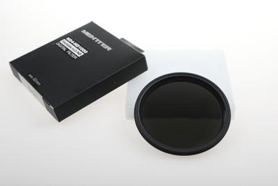 德国METTER敏特ND4-1000中灰密度可调式滤镜