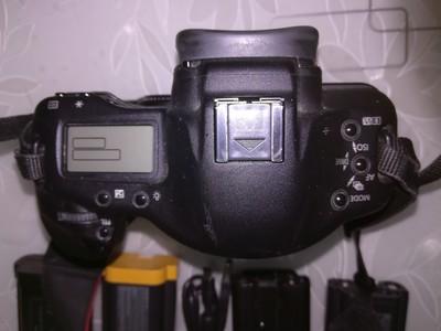 佳能 EOS-1Ds Mark II