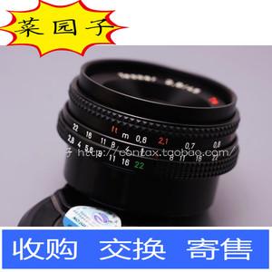ZEISS 蔡司 CONTAX 康泰时 45/2.8 鹰眼 饼干头 美品成色 CY口