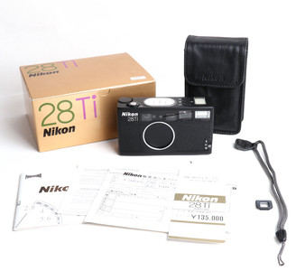 【库存品特价】Nikon/尼康  28Ti 黑色版 全套包装 #jp18687