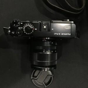 富士 X-Pro 1+18-55富士龙镜头