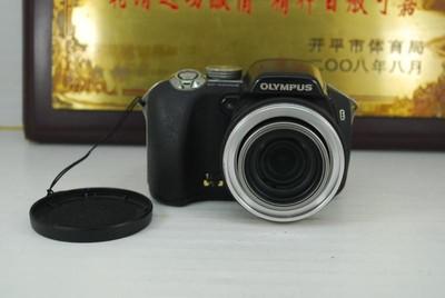 奥林巴斯 SP-550UZ 数码长焦相机 光学防抖 CCD感光元件