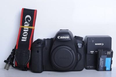 90新二手Canon佳能 6D 单机 高端单反相机(B8159)【京】