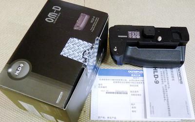 奥林巴斯 HLD-9 原厂手柄送一块原电BLH-1 行货带全套包装
