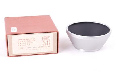 蔡司依康stuttgart 1115A42银色罩德产带盒#jp18952