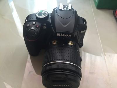 尼康D3400   18-55 VR镜头