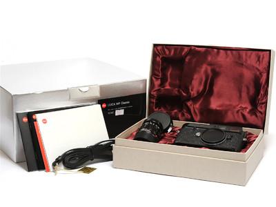 徕卡/Leica MP Classic 黑漆纪念版套机 连50/2镜头 *全套全新*