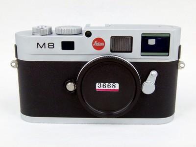 徕卡 M8银色