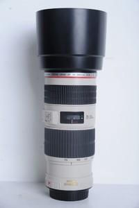 96新二手 Canon佳能 70-200/4 L IS USM小小白IS(B0032)【京】