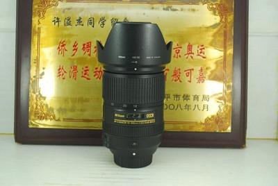 97新 尼康 18-300 F3.5-5.6G VR 一代 单反镜头 防抖 一镜走天下