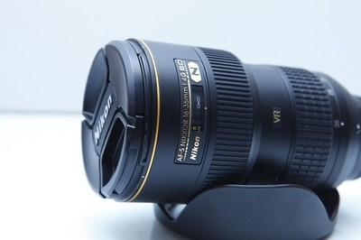 转让尼康 AF-S尼克尔16-35mm f/4G ED VR