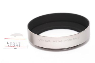 康泰时/Contax GG-2遮光罩 G 45mm   F/2镜头用 *超美品*