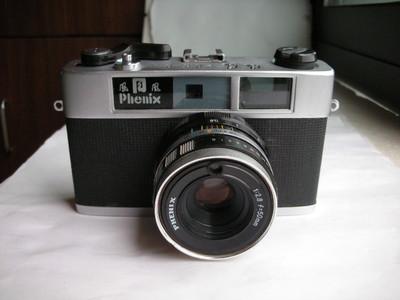 很新凤凰205B有测光金属制造旁轴相机,收藏使用