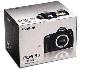 约99%新 canon/佳能 5D II 相机