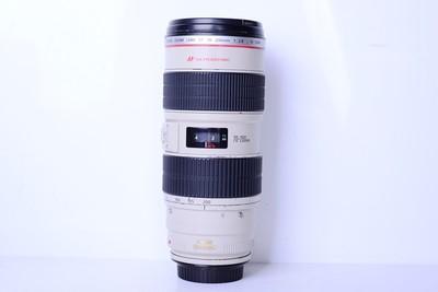90新二手Canon千亿国际娱乐官网首页 70-200/2.8 L IS USM小白IS(B2407)【京】