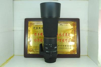 99新 佳能口 适马 170-500 F5-6.3 APO 超长焦 单反镜头 可置换