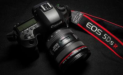 佳能 全画幅最高像素5DS R单反相机