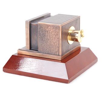 【世界第一台相机模型】Giroux Daguerreotype模型 #jp17365