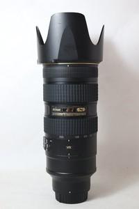 90新二手Nikon尼康 70-200/2.8 G VR II 大竹炮(T12202)【津】