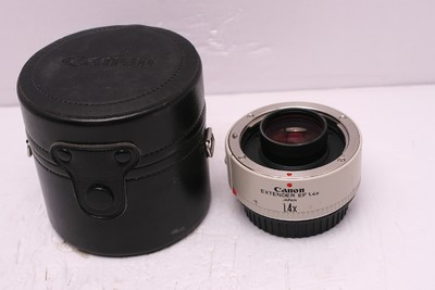 佳能 EF 1.4X 增距镜 佳能EF1.4X增距镜 佳能1.4X 佳能 1.4X 增距