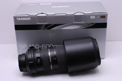 腾龙 AF 150-600/5-6.3 150-600 mm F5-6.3 VC USD 腾龙150-600