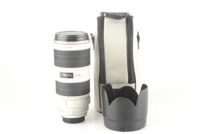 95新 佳能 EF 70-200mm f/2.8L IS II USM