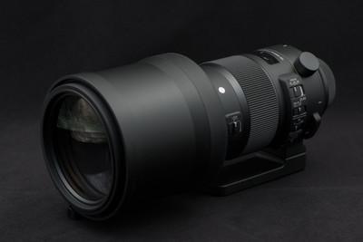 适马 150-600mm f/5-6.3 DG OS HSM Sports全画幅超长焦镜头
