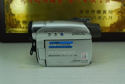 索尼 DCR-HC46E 摄像机 Mini DV 磁带 卡带 家用录像机