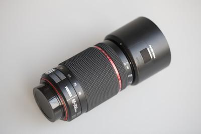 宾得 DA 55-300mm f/4-5.8 ED