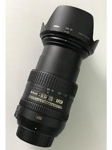 尼康 AF-S DX尼克尔 16-85mm f/3.5-5.6G ED VR 支持置换